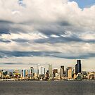 Spring Seattle by Ian Phares