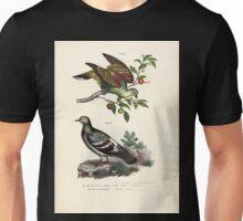 Bilder atlas zur Wissenschaftlich populären Naturgeschichte der Vögel in ihren sämmtlichen Hauptformen Leopold Joseph Fitzinger 1864 081 Unisex T-Shirt