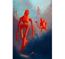 Soviet Bot Invasion 2 Photographic Print