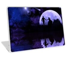 The Magic Of Love Laptop Skin