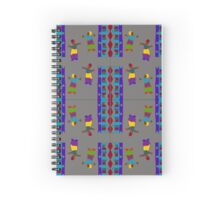 Waving Women #2 Spiral Notebook