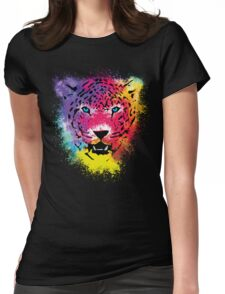 Tiger - Colorful Paint Splatters Dubs T-Shirt