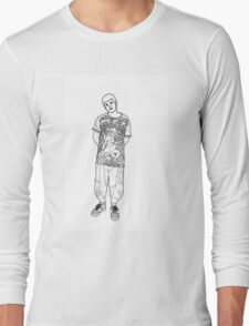 Yung Lean Long Sleeve T-Shirt
