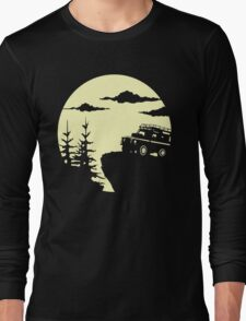 Land Rover Adventure Defender Off Road Discovery Long Sleeve T-Shirt