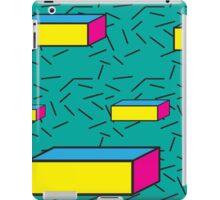 1990s Patern Balock iPad Case/Skin