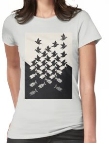 In the style of Escher T-Shirt