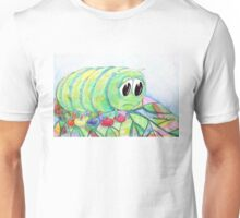Sad Caterpillar Unisex T-Shirt