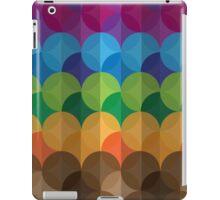 Scale-ish Circle Pattern iPad Case/Skin