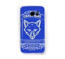 Leicester City Premier League Champions 5 Samsung Galaxy Case/Skin
