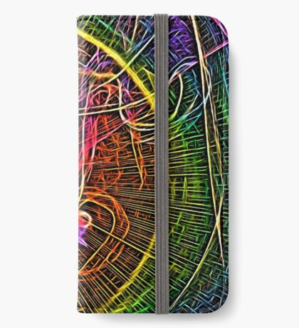 The Way Light Bends iPhone Wallet/Case/Skin