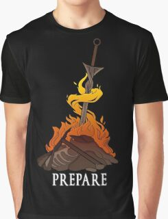 The First Flame Graphic T-Shirt