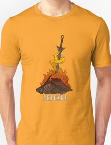 The First Flame Unisex T-Shirt