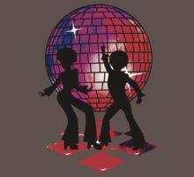 Retro Music DJ! Feel The Oldies! DANCE! Baby Tee