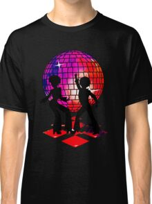 Retro Music DJ! Feel The Oldies! DANCE! Classic T-Shirt