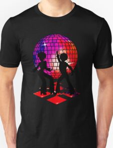 Retro Music DJ! Feel The Oldies! DANCE! Unisex T-Shirt