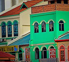Downtown KL by wallarooimages