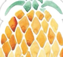 Pineapple Art Sticker