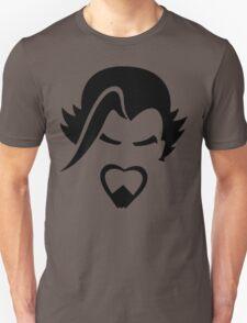 Hanzo Black Unisex T-Shirt