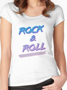 Rock & Roll Women's Fitted Scoop T-Shirt