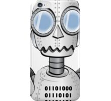 Ro bot iPhone Case/Skin