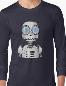 Ro bot Long Sleeve T-Shirt