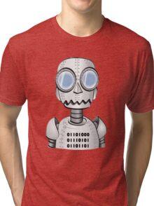 Ro bot Tri-blend T-Shirt