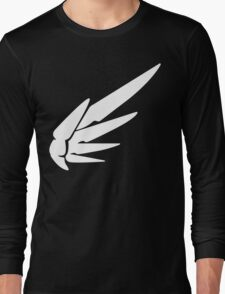 Mercy White Long Sleeve T-Shirt