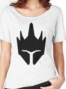 Reinhardt Black Women's Relaxed Fit T-Shirt