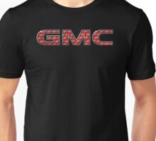 GMC - Engine Turned Unisex T-Shirt