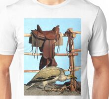 WELCOME TO THE WILD WEST Unisex T-Shirt
