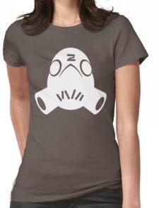 Roadhog White Womens Fitted T-Shirt