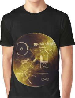 Voyager Golden Record Graphic T-Shirt