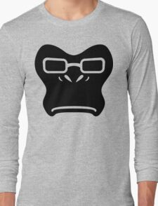 Winston Black Long Sleeve T-Shirt
