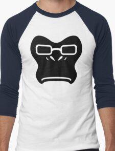 Winston Black Men's Baseball ¾ T-Shirt