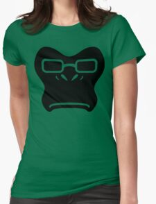 Winston Black Womens Fitted T-Shirt