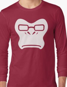 Winston White Long Sleeve T-Shirt
