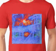 Forest on Fire. Unisex T-Shirt