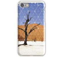 Nature and Geometry - The Landscape iPhone Case/Skin