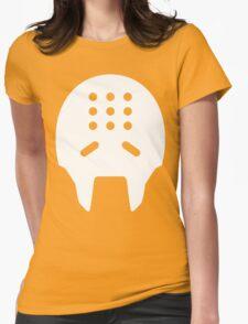 Zenyatta White Womens Fitted T-Shirt