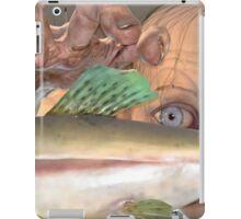 Smeagol Golum figure iPad Case/Skin
