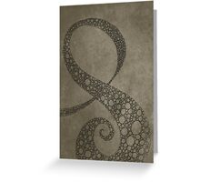 Bubbly Greeting Card