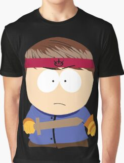 South Park Jimmy Graphic T-Shirt