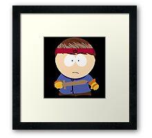South Park Jimmy Framed Print