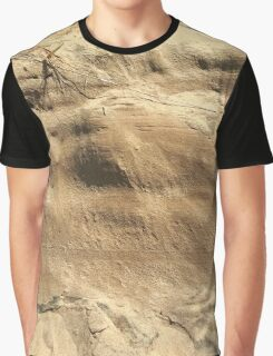The Side of a Sand Dune Graphic T-Shirt