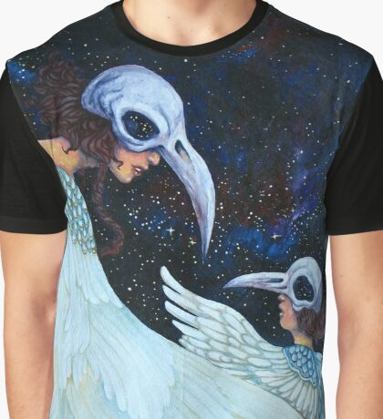 Lullaby of Flight Graphic T-Shirt