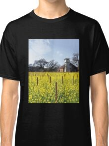 Napa Valley - Water Tower Classic T-Shirt