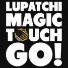 The Magic Touch by lazerwolfx