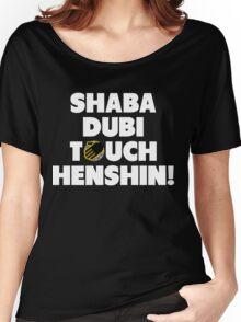 Henshin Touch Women's Relaxed Fit T-Shirt
