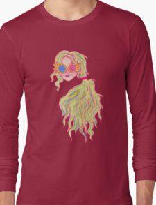 Psychedelic Luna Lovegood Long Sleeve T-Shirt