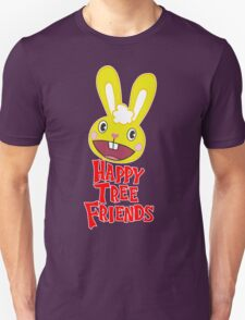 Juxtaposes Cute Forest Animals With Extreme Graphic Violence Unisex T-Shirt
